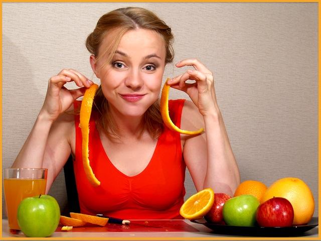 Ne bacajte koru voća i povrća