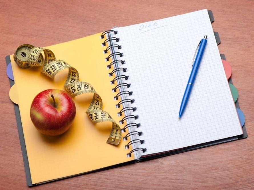 Počnite voditi plan prehrane!
