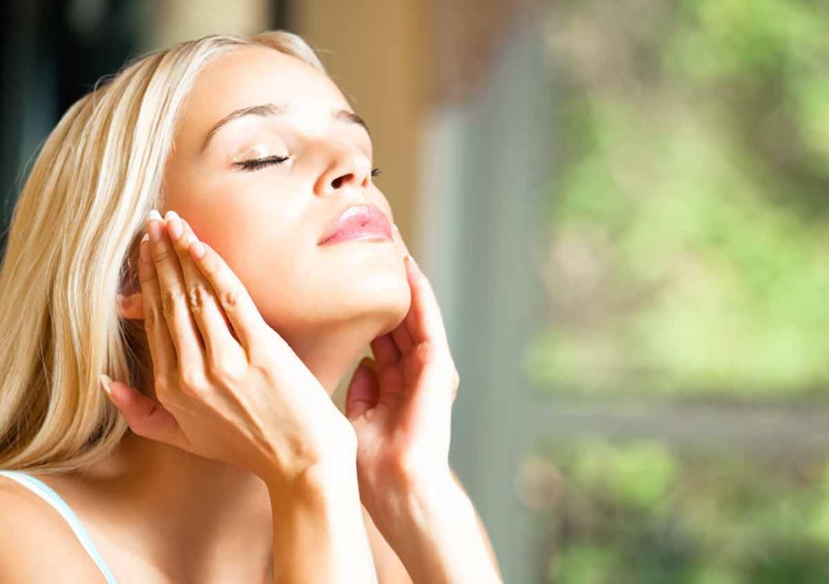Bakini savjeti Anti age joga za lice