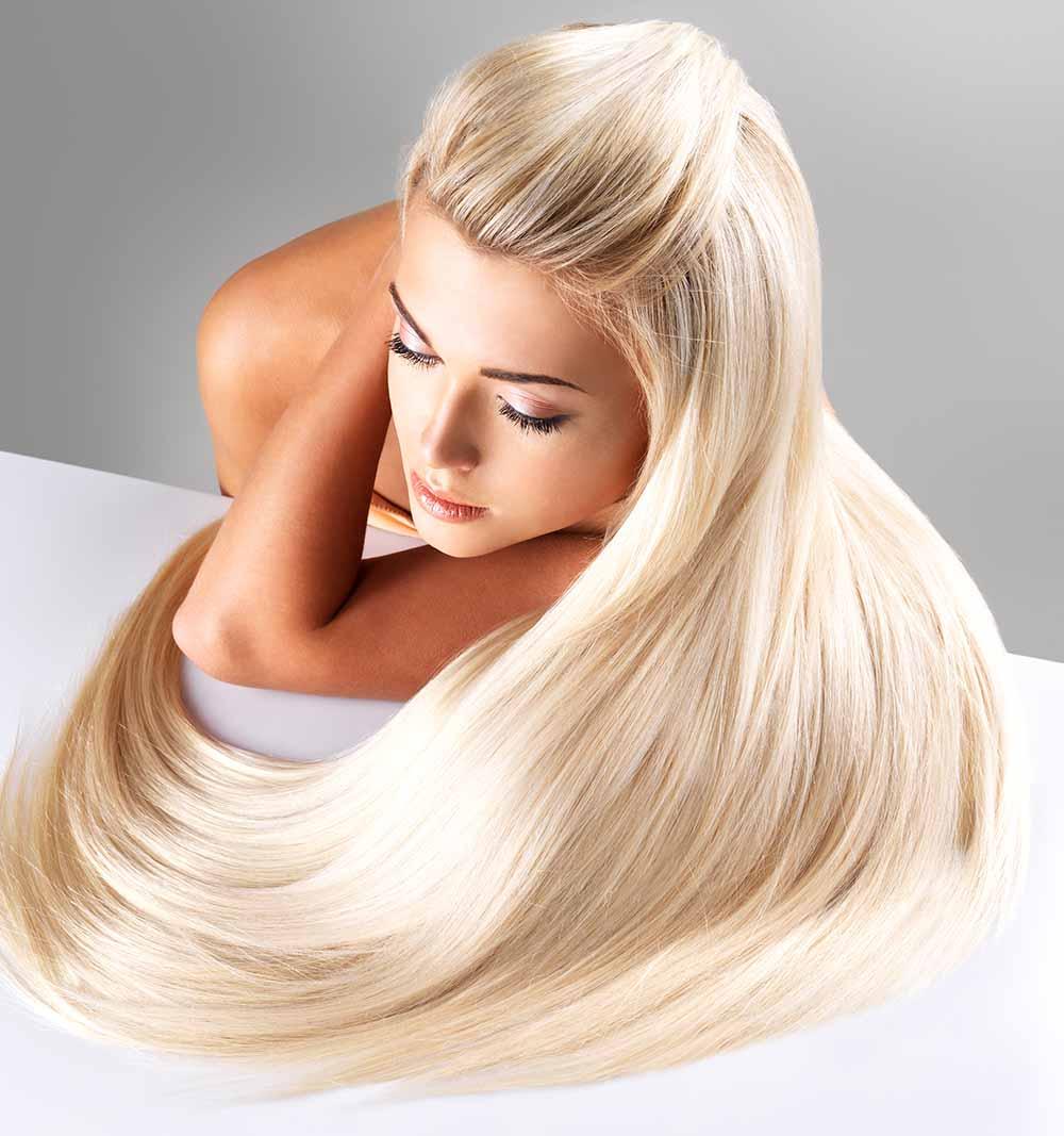 Spas za jako oštećenu kosu