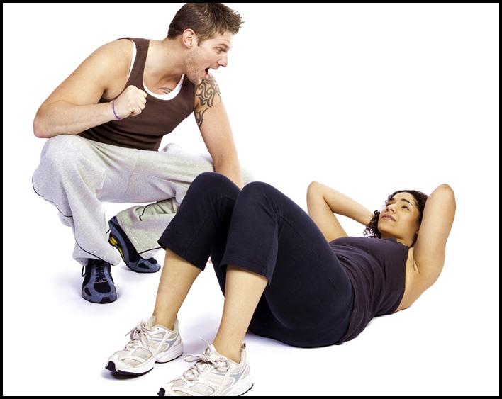 Vježbam, a ne mršavim! Zašto?