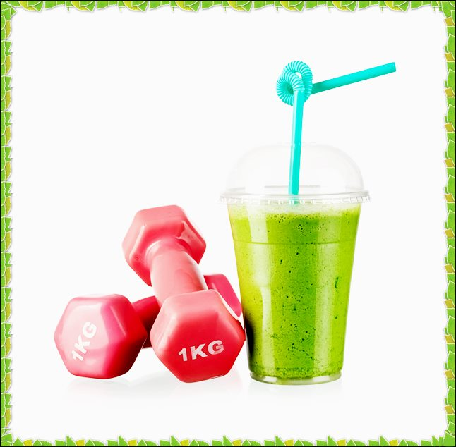 Zeleni smoothie za detox