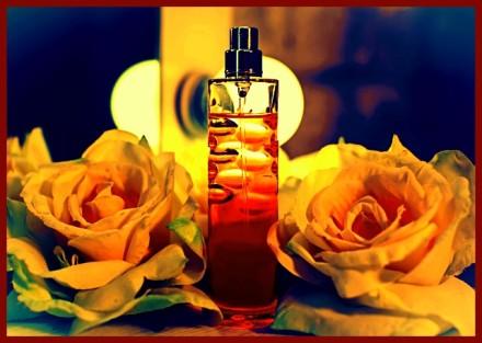 parfem s ružama