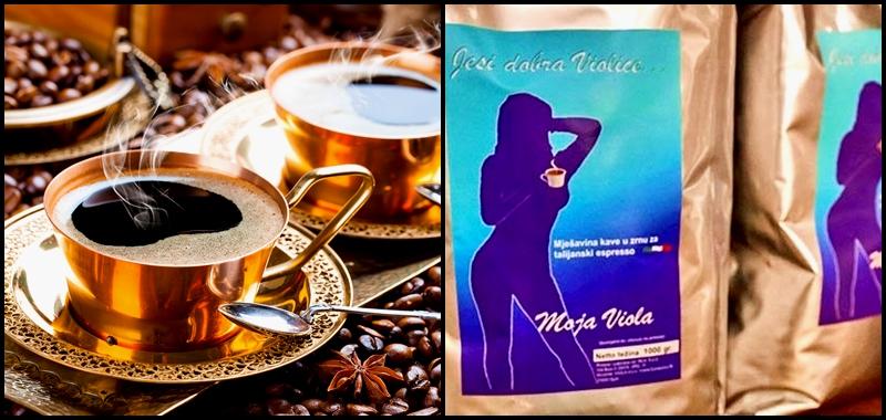 Kava Viola – sjećanje na djetinjstvo
