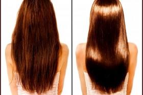 Prirodni spas za oštećenu kosu