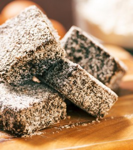 Lamingtons dolcetti