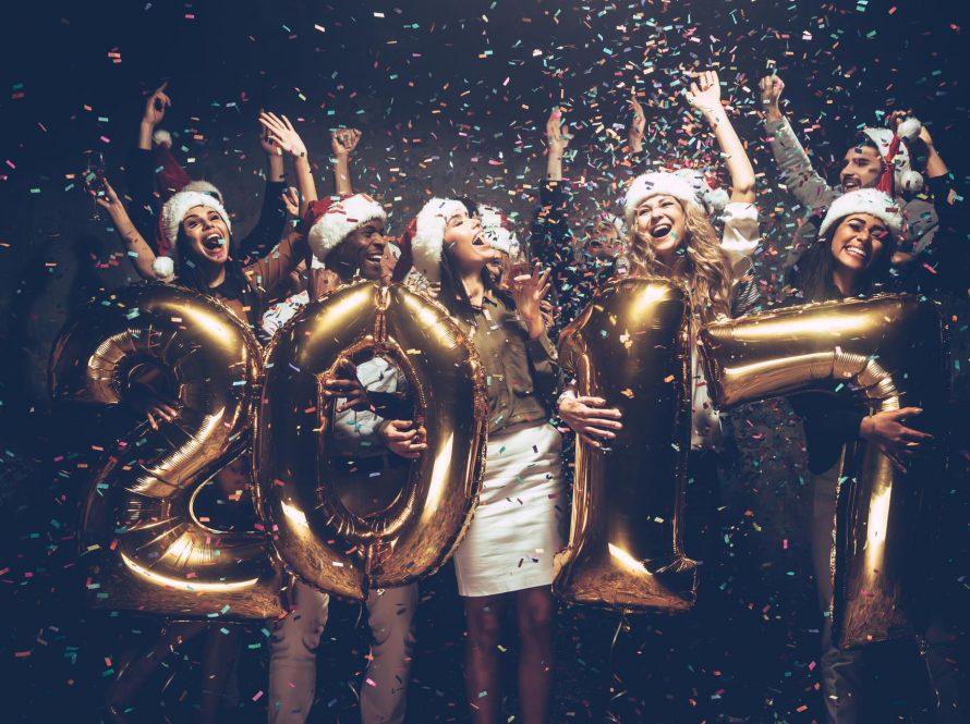 Novogodišnja noć – novi početak