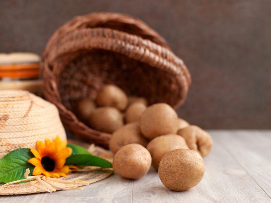 Krumpir za predivnu kožu