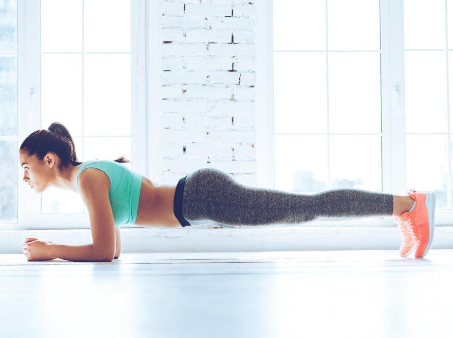 Jedna vježba, mjesec dana i čvrsto tijelo