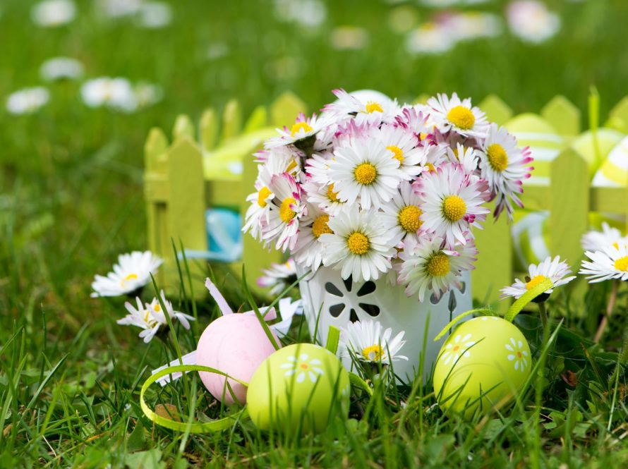 Ukrasite svoj dom ovim idejama za Uskrs