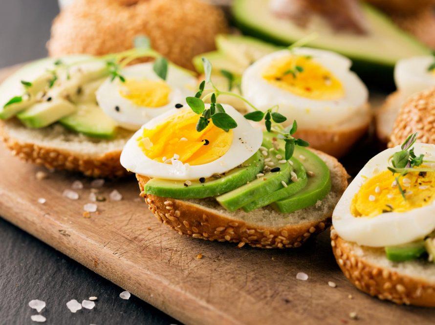 Kako upotrijebiti preostala kuhana jaja