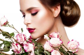 Proljetni make-up