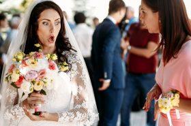 Što NE bi trebali napraviti kao gost na vjenčanju