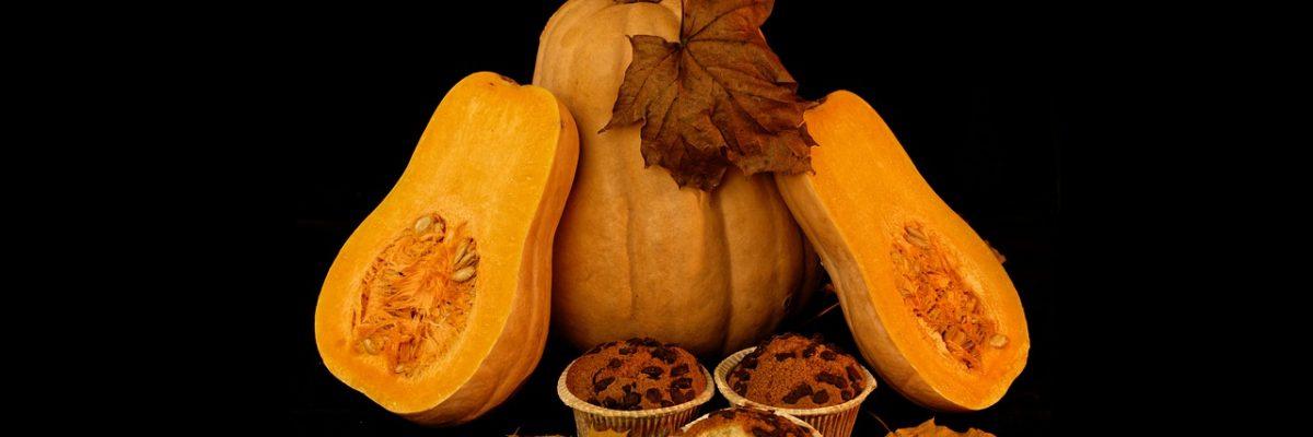 Jesenski muffini s butternut tikvom