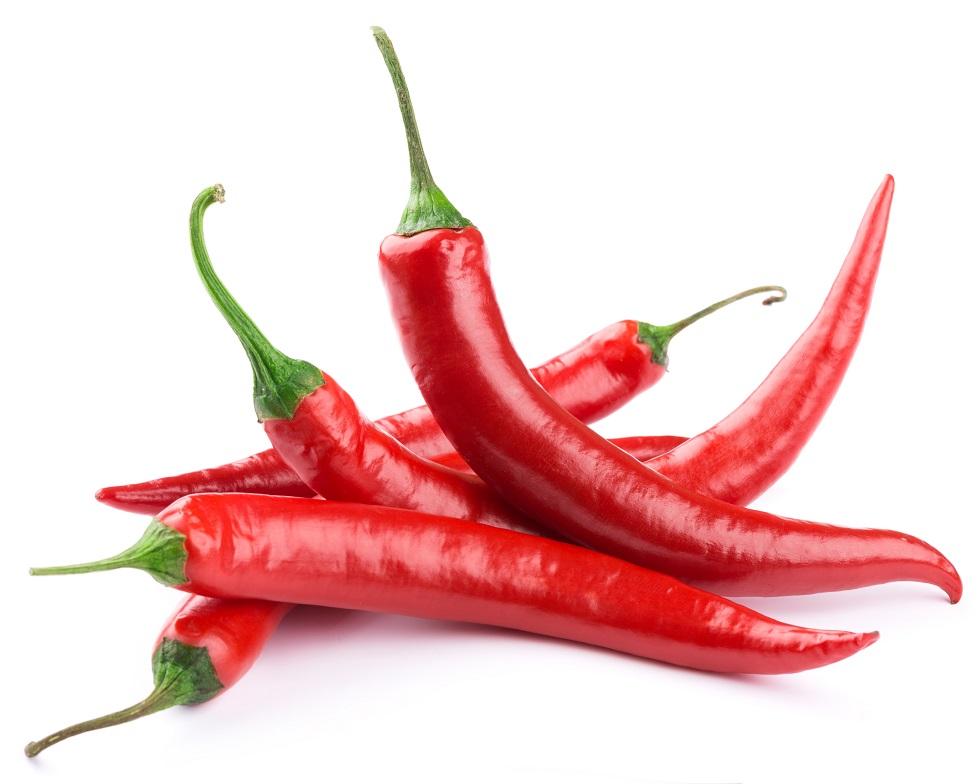 Biljni analgetici - crvene ljute papričice