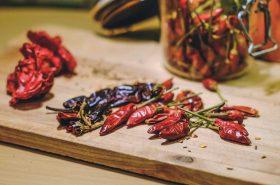 Ljuta hrana za zdravlje i mršavljenje